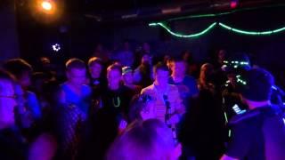Kann Sein und Koni (KuK) - live @ One Night Long Panic Room Essen 09.08.2013