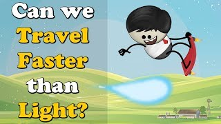 Can we Travel Faster than Light? | #aumsum #kids #education