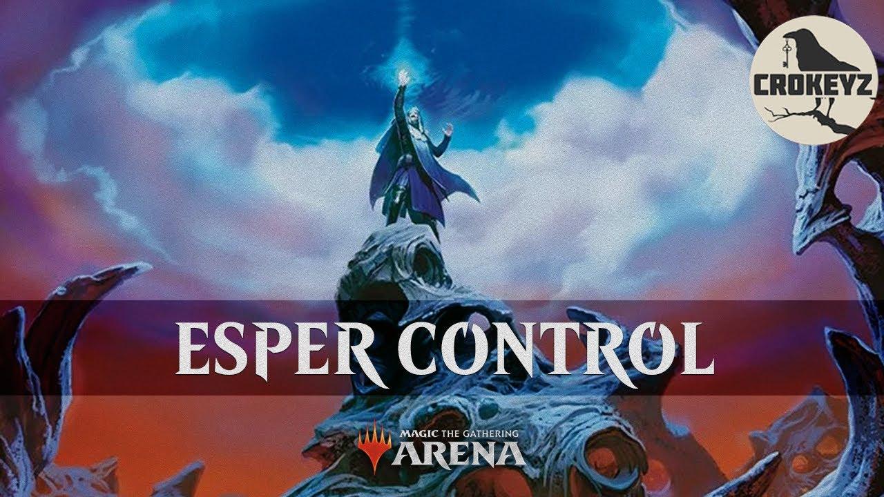 crokeyz - CROKEYZ Esper Control | Historic Top #8