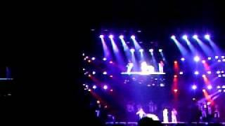 concierto lima fest 2011  olga tañon - bandolero