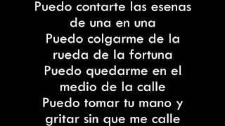 Mas alla de los sueños-Gamberros-(Letra)