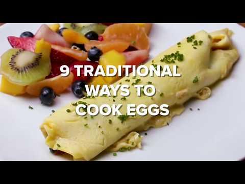 9 Traditional Egg Recipes ?Tasty Recipes