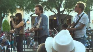 Gloriana Live  at WIRK Concert Series at Cityplace (July) singing Wild At Heart