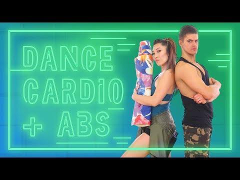 Cardio Dance + Ab Workout ft. Fitness Marshall (Havana + Tip Toe)