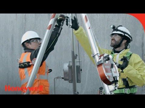 DuraHoist 3Pod: New Honeywell Miller Tripod for Confined Space | Honeywell Safety