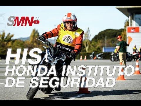 Curso en el Honda Instituto de Seguridad (HIS)