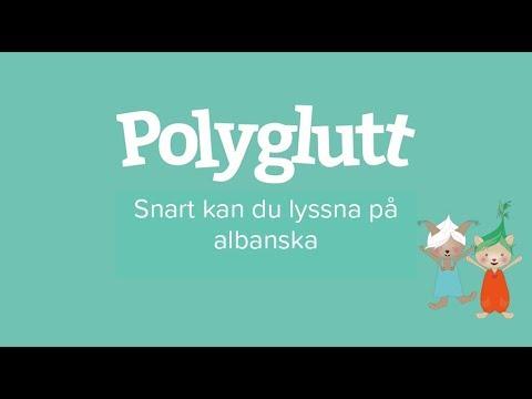 Albanska i Polyglutt