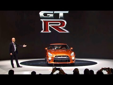 2017 Nissan GT-R - World Premiere