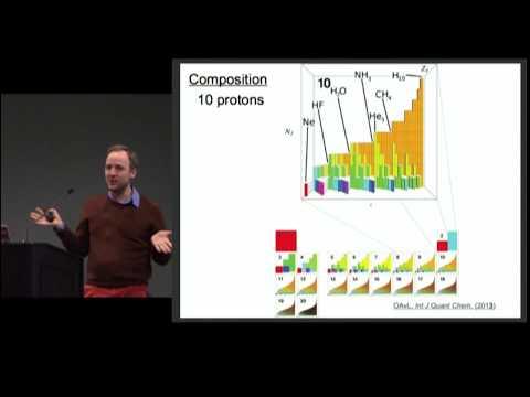 Quantum Machine Learning - Prof. Lilienfeld