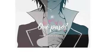 QUE PASO - Fabri X Wazowsss X Mauri - R&B (prod by.dizzla beats)