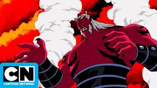 Teen Titans | Raven vs. Trigon | Cartoon Network