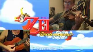 Wind Waker Title Theme [Cover Feat. JTehAnonymous]