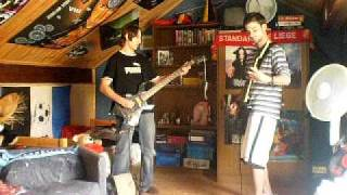 blink 182 - all the small things cover 18-05-2010.AVI