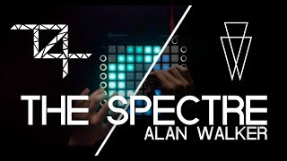 Alan Walker - The Spectre | T4sh ✕ Nyrk | Launchpad Cover
