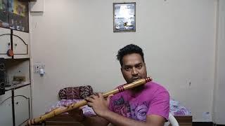 Tum aa gaye ho flute cover (Aandhi movie) Kishore Kumar lata mangeshkar duet