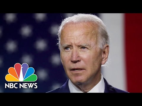 Trump's Refusal To Concede Creates Challenges For Biden's Transition Process | NBC News NOW
