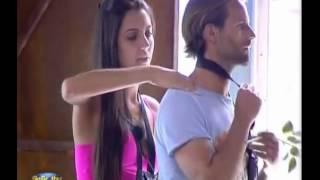 Pedro e Kelly - 25 Abril - Big Brother Vip