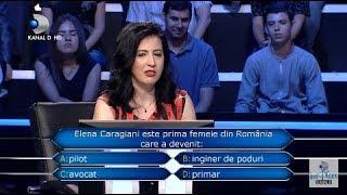 Vrei sa fii milionar? (17.12.2018) - Se joaca pentru 15.000 lei! Ce raspuns a dat concurenta?