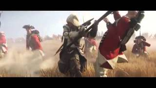 Assassin s Creed 3   E3 Official Trailer Imagine Dragons   Radioactive medium