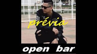 dan lellis open bar  prévia nova 2017