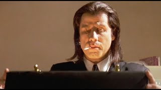 Secret clip reveals: What the briefcase contained in Pulp Fiction