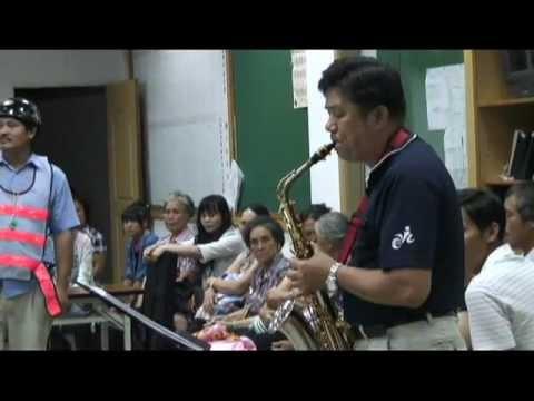 Music. sightseeing. 音楽。 観光。Música. visitas. 嘉平&鹽濱教會訪問(10-9)
