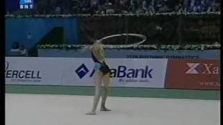 Ioanna Tacha GRE Hoop 2009 Baku EC Q 1^ day