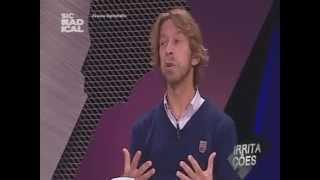 João Quadros fala acerca da corja que anda sempre à espreita - Irritações (Sic Radical) (08/01/2015)