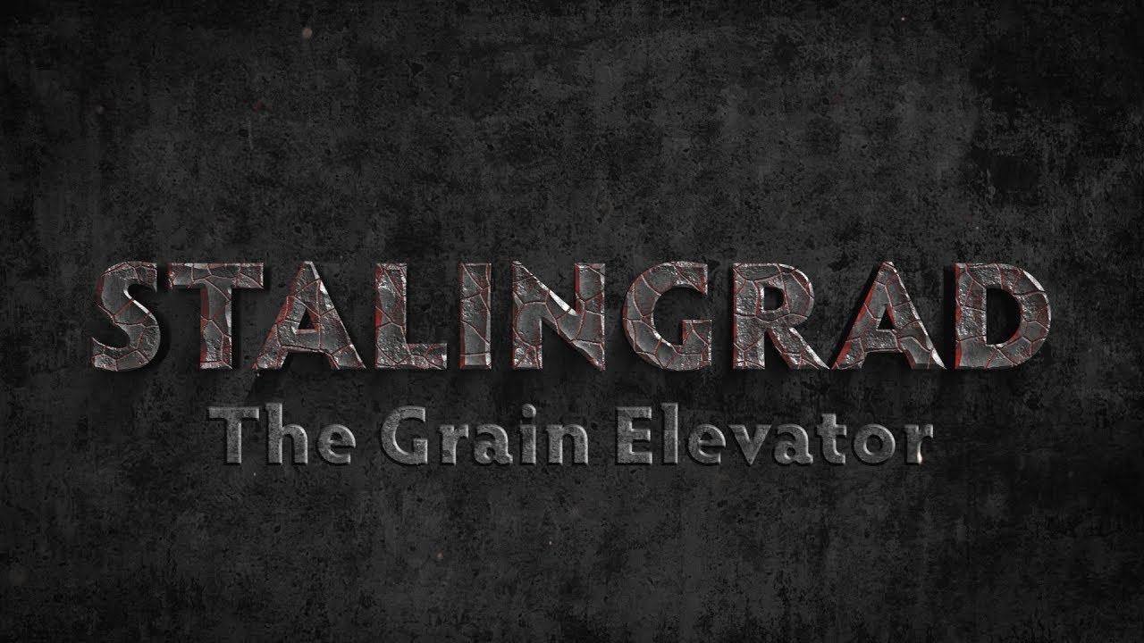 Stalingrad : The Grain Elevator