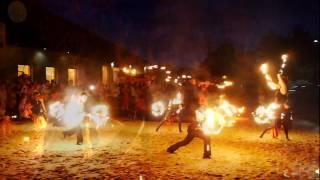 Teatr ognia - Fireshow - taniec z ogniem - elitemusic.pl