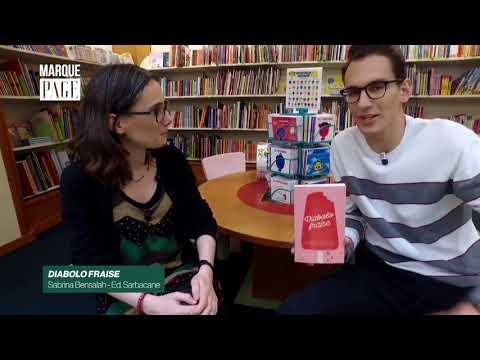 Vidéo de Sabrina Bensalah