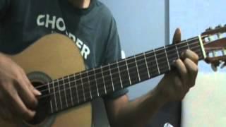 DİL YARASI (Orhan Gencebay Fingerstyle - Klasik gitar)