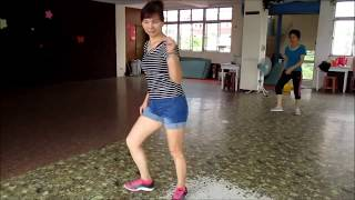 line dance-Lonely Drum (Dance by FDG) for beginner