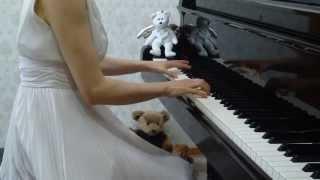 "Rocky  ""Going The Distance "" piano  Izumi Tsuchiya"