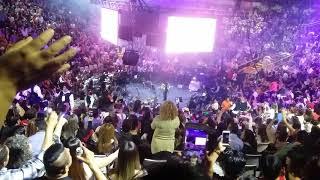 Ana Gabriel Amigos simplemente amigos Palenque Tijuana 2017