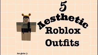 How to get a cute outfit in roblox for free girl version