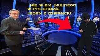 """Piosenka Multiego w programie """"Jeden z dziesięciu"""""""