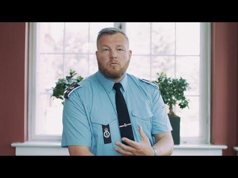 Mød fængselsbetjentunderviseren Martin