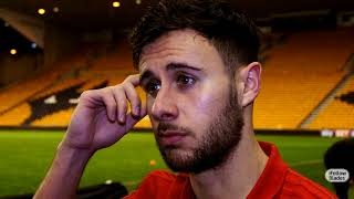 George Baldock on Wolves defeat