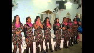 """Érica Airosa - cantando """"Arde Outra Vez"""" (Thalles Roberto)"""