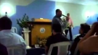 Fabyano Barcellos   Chora que a vitória vem   Benção Pura igreja Missionaria El