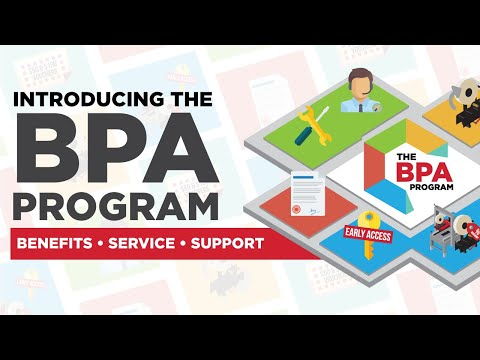 Introduction to the BPA Program