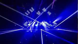 m83 - Outro Live at Hammerstein Ballroom New York City 10.02.2012