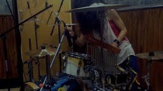 Lookas - Samurai Drum Cover