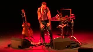 "Asaf Avidan ""Weak"" live - Lyon 2014"
