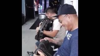 Sergio Torres y Juanjo Piedrabuena -Eres mi canción(improvisación expóntanea)