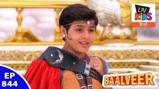 Baal Veer   बालवीर   Episode 844   Baalveer Nescient About Maha Vinashini's Plan