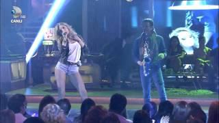 Alexandra Stan   Mr  Saxobeat Live at Beyaz Show 2012