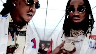 Migos in the building! Behind the scenes of the NBA All-Star on TNT 'Stir Fry' shoot