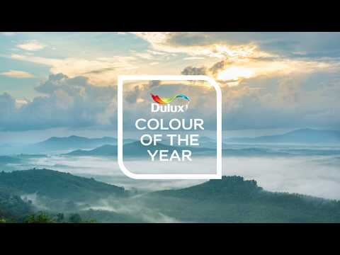 Introducing Colour of the Year 2020 - Tranquil Dawn
